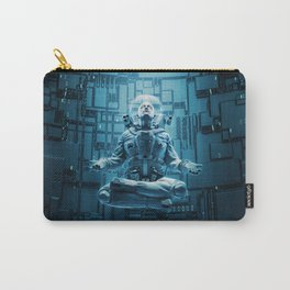 Astro Lotus Carry-All Pouch