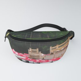 Photography Pond Boats Fanny Pack