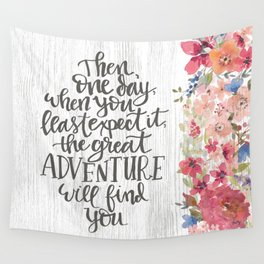Great Adventure Wall Tapestry