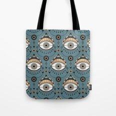 Eye Pattern 1 Tote Bag