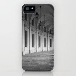 Dark Arcade In Washington D.C. iPhone Case
