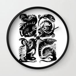 elctr eel Wall Clock