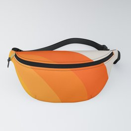Sunrise Rainbow - Right Side Fanny Pack