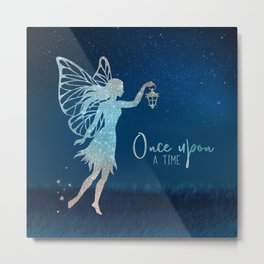 Once upon a time 2 Metal Print