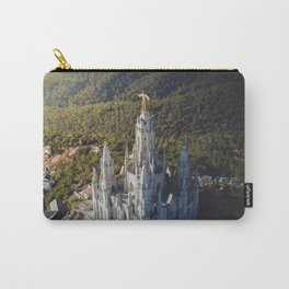 Temple of the Sacred Heart of Jesus Carry-All Pouch