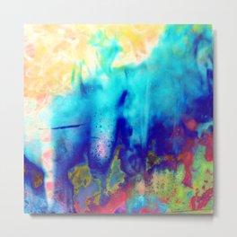 primary colors Metal Print