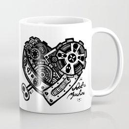 Not a Machine Coffee Mug