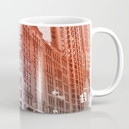 New York in color Coffee Mug