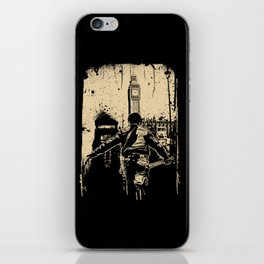 attack this town iPhone Skin