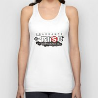 bible Tank Tops featuring Bible Scripture by Azeez Olayinka Gloriousclick