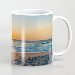 Canaveral National Seashore Sunrise Coffee Mug