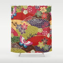 Kabuky's Kingdom Shower Curtain