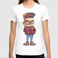 college T-shirts featuring College boy  by Emrah Tumer
