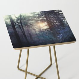 A walk in the forest Side Table