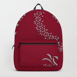 Heart Stencil Backpack