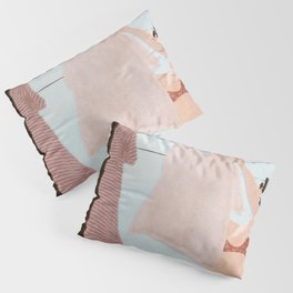 Hanging Clothes Pillow Sham