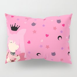 The Queen of Darkness Pillow Sham