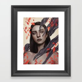 Albor. Framed Art Print