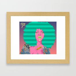 Divine Mother Framed Art Print