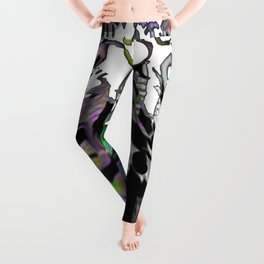 Distortion of the line Leggings