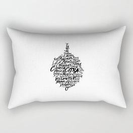 Hops! Rectangular Pillow