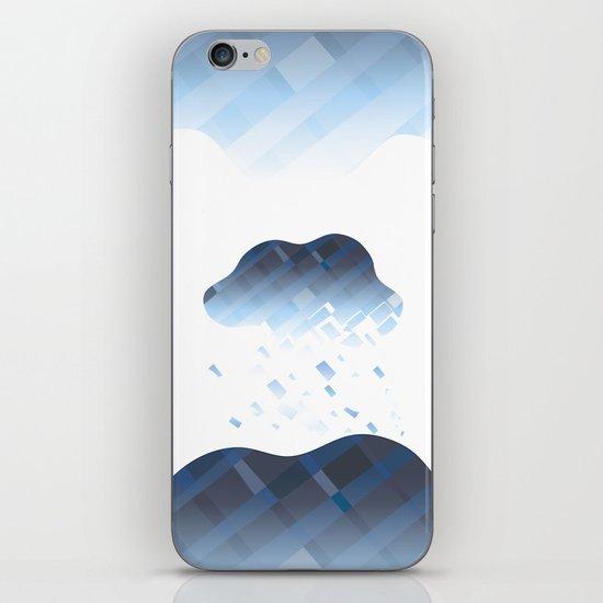 Cloud iPhone & iPod Skin