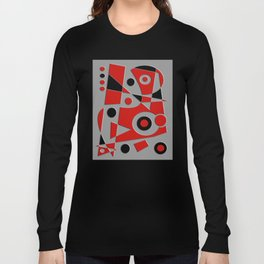 Abstract #978 Long Sleeve T-shirt