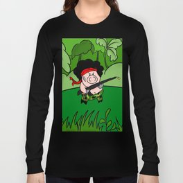 Hambo! Long Sleeve T-shirt