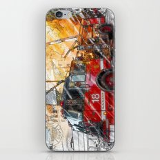 Chicago FD iPhone & iPod Skin