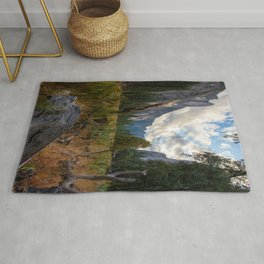 In the Valley. Rug