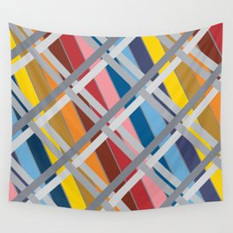 Chain Link Wall Tapestry