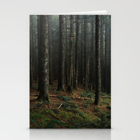 Gorge Woods Stationery Cards