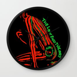 A Tribe Called Quest The Low End Theory Wall Clock