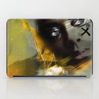 grace iPad Cases featuring Grace by gwenola de muralt