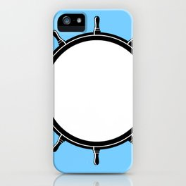 Maritime Design iPhone Case
