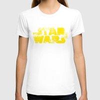 starwars T-shirts featuring StarWars  by WaXaVeJu