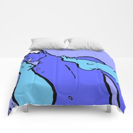 Footy Players Comforters