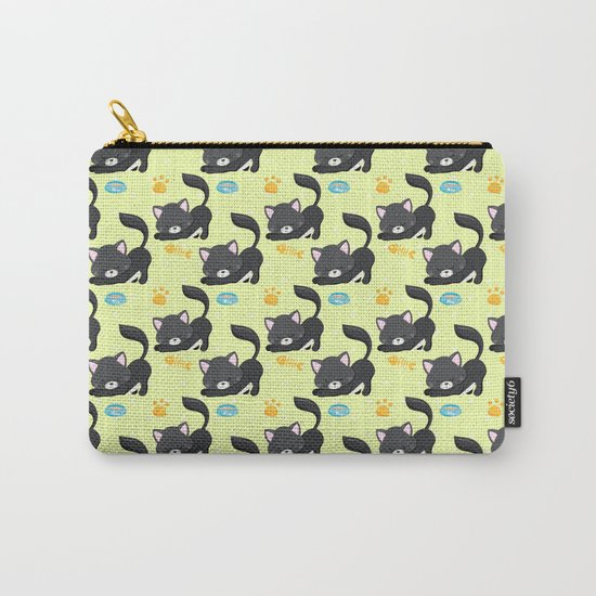 Cute Cat #2 Carry-All Pouch