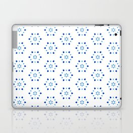 Shibori Watercolour no.6 Laptop & iPad Skin