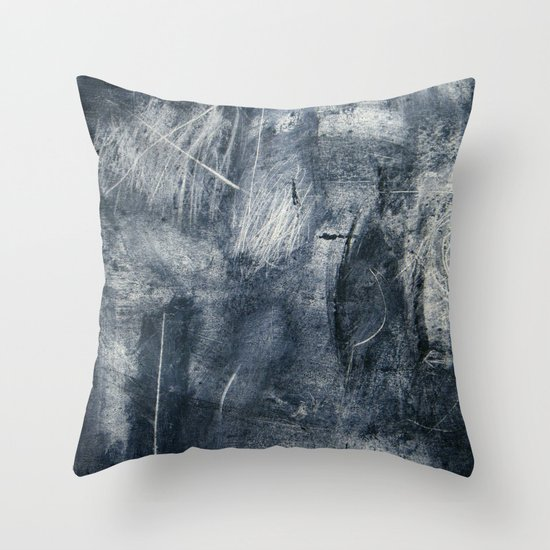 ZOOMSCAPE SERIES #I  Throw Pillow