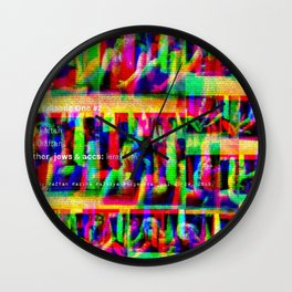 UNKNOWN Episode One #2 Final Version #1. Wall Clock