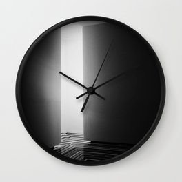 Let The Light In Wall Clock