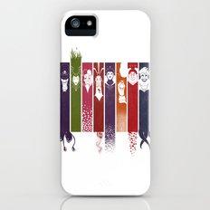 Disney Villains iPhone (5, 5s) Slim Case