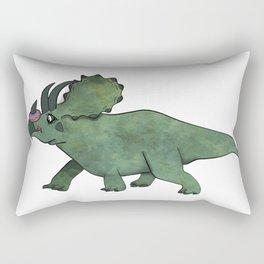 Sweet dino Rectangular Pillow