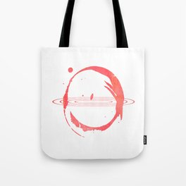 Red Hypnose Tote Bag
