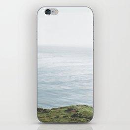 White Cliffs of Dover (full) iPhone Skin