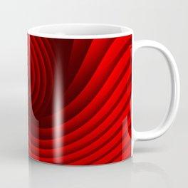 Abstract red 229 Coffee Mug