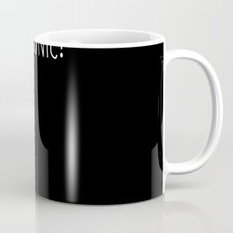 Be Iconic I am Extraordinary Awarness  Animals Coffee Mug