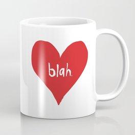 Ambivalent Valentine Coffee Mug