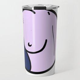 Bain de minuit Travel Mug